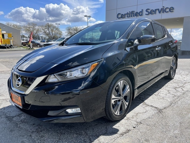 Nissan Leaf 2018 price $19,999