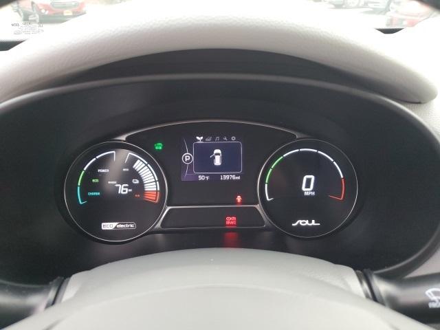 Kia Soul EV 2018 price $17,463