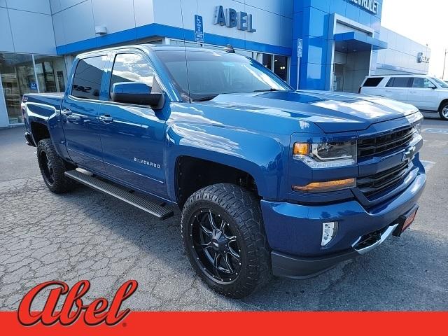 Chevrolet Silverado 1500 2018 price $48,999