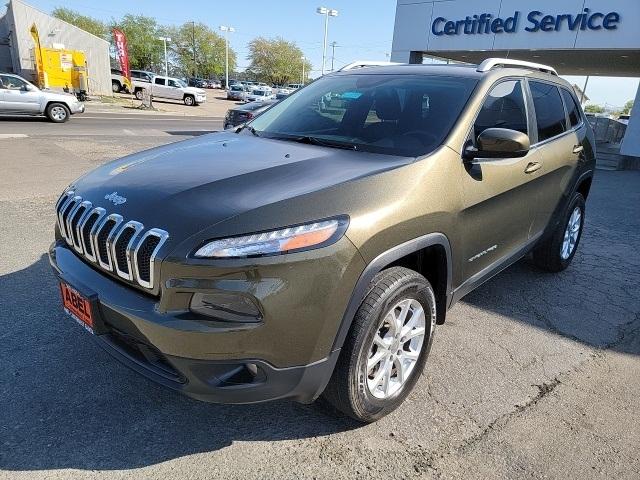 Jeep Cherokee 2014 price $16,477