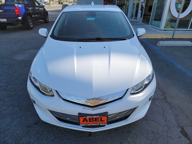 Chevrolet Volt 2018 price $22,587