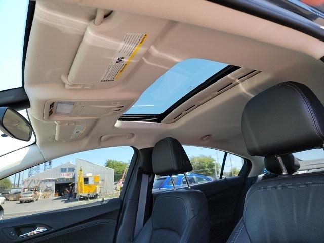 Chevrolet Cruze 2017 price $18,512