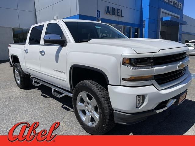 Chevrolet Silverado 1500 2018 price $51,999