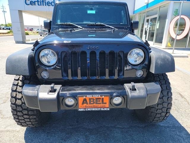 Jeep Wrangler 2016 price $34,884
