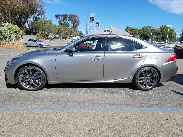 Lexus IS 2017 price $33,999