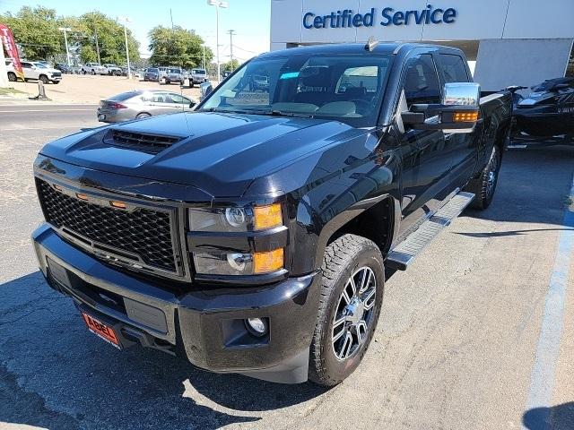 Chevrolet Silverado 3500HD 2018 price $65,999