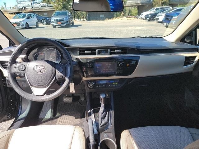 Toyota Corolla 2015 price $12,978