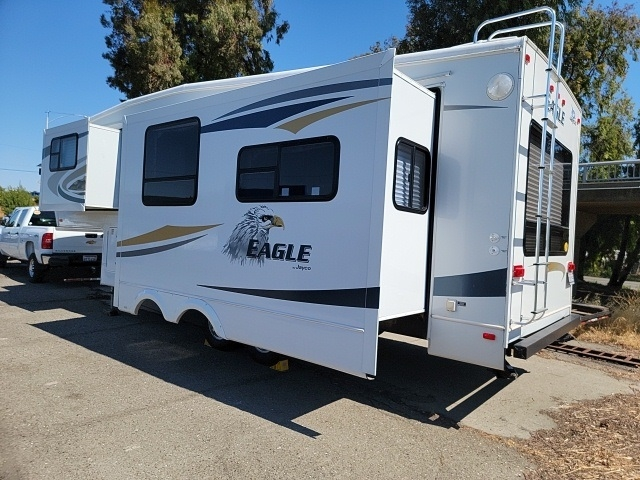 Jayco Eagle 2008 price $19,997