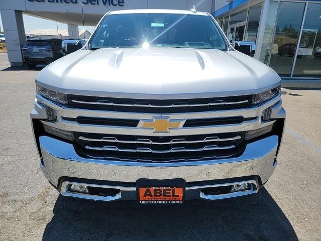 Chevrolet Silverado 1500 2020 price $56,757