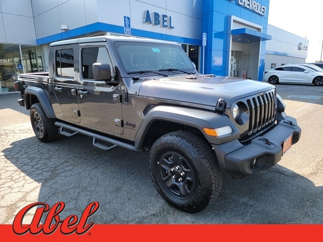 Jeep Gladiator 2020 price $45,460