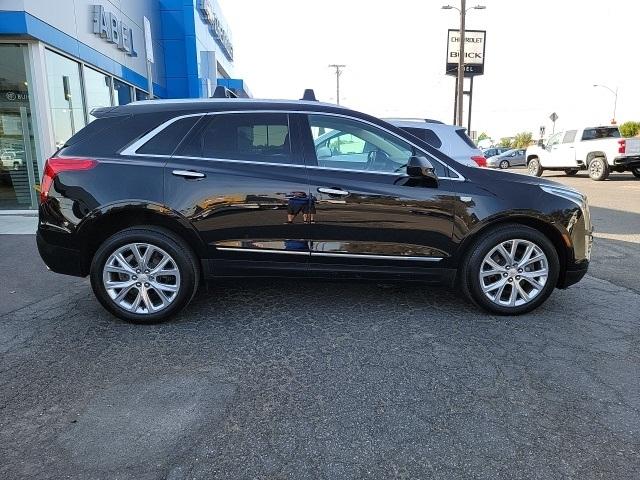 Cadillac XT5 2018 price $38,905