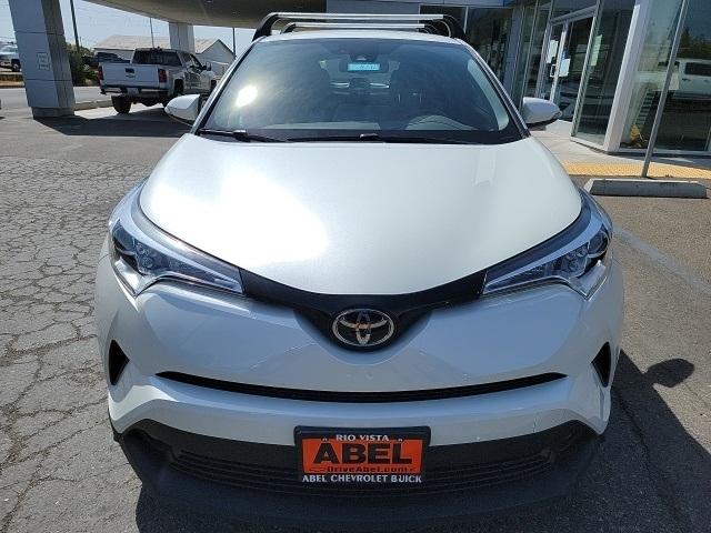 Toyota C-HR 2019 price $26,998