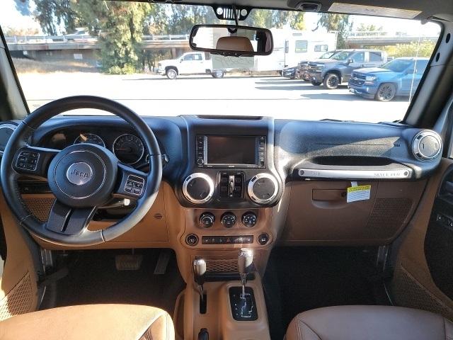 Jeep Wrangler 2017 price $47,770