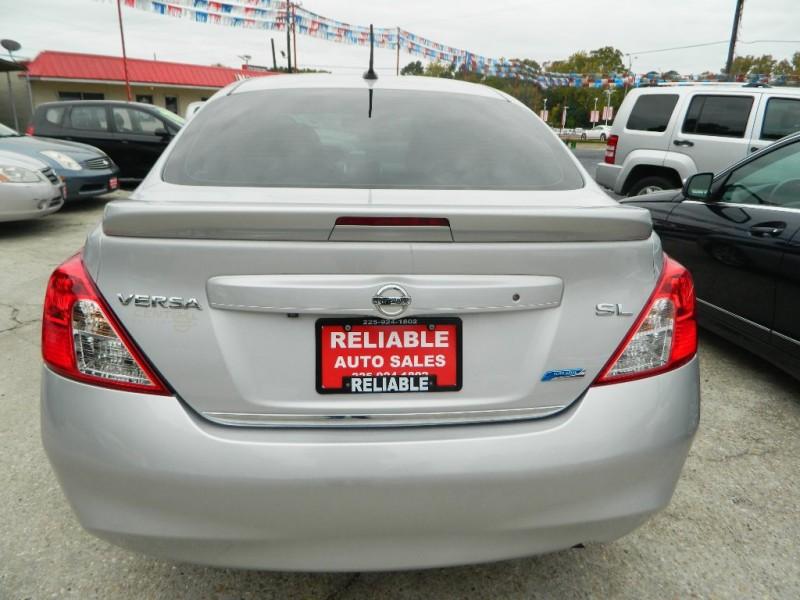 Nissan Versa 2014 price $7,500