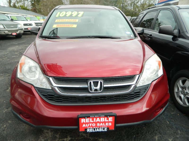 Honda CR-V 2010 price $9,500