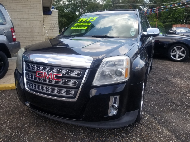 GMC TERRAIN 2011 price $9,500