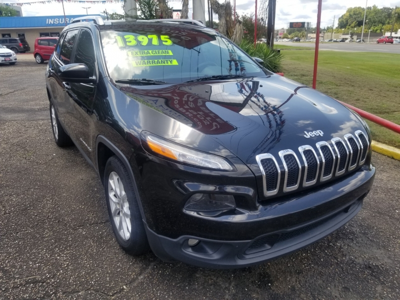 Jeep CHEROKEE 2015 price 13700