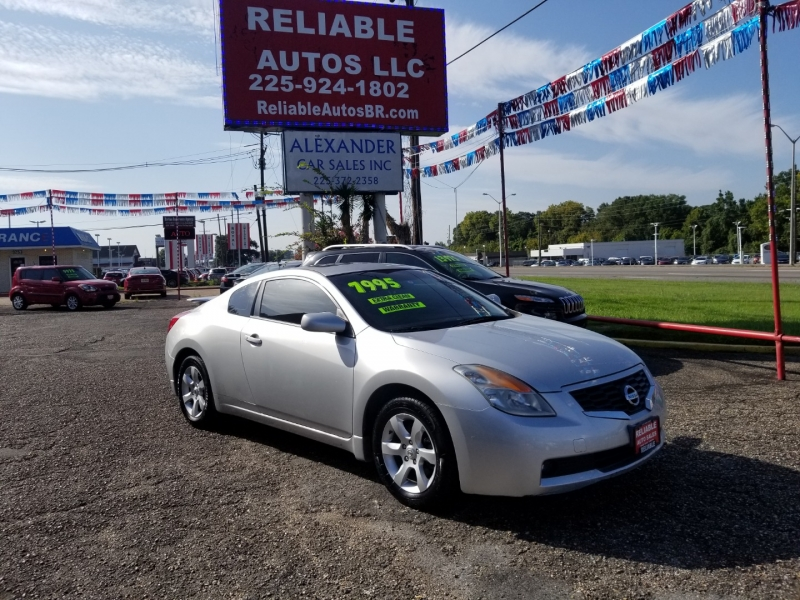 NISSAN ALTIMA 2008 price $6,500