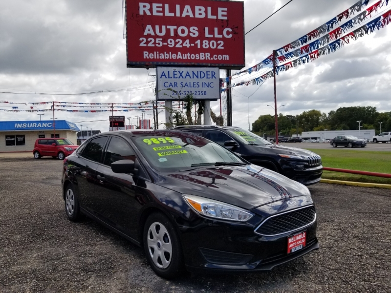 Ford FOCUS 2015 price $8,500 Cash