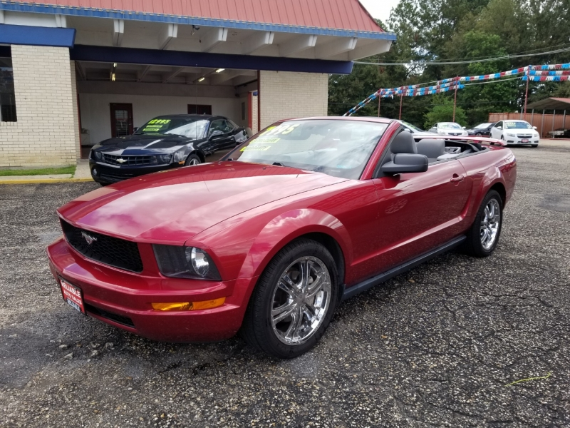 Ford MUSTANG 2005 price 7000