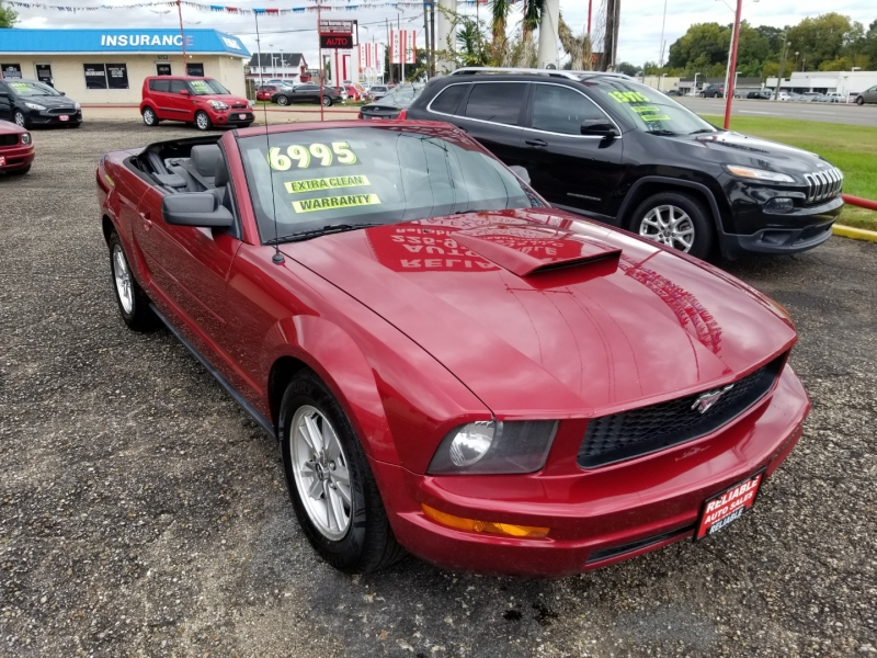 Ford MUSTANG 2007 price $6,500 Cash
