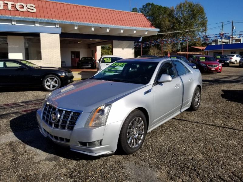 Cadillac CTS 2012 price $8,995