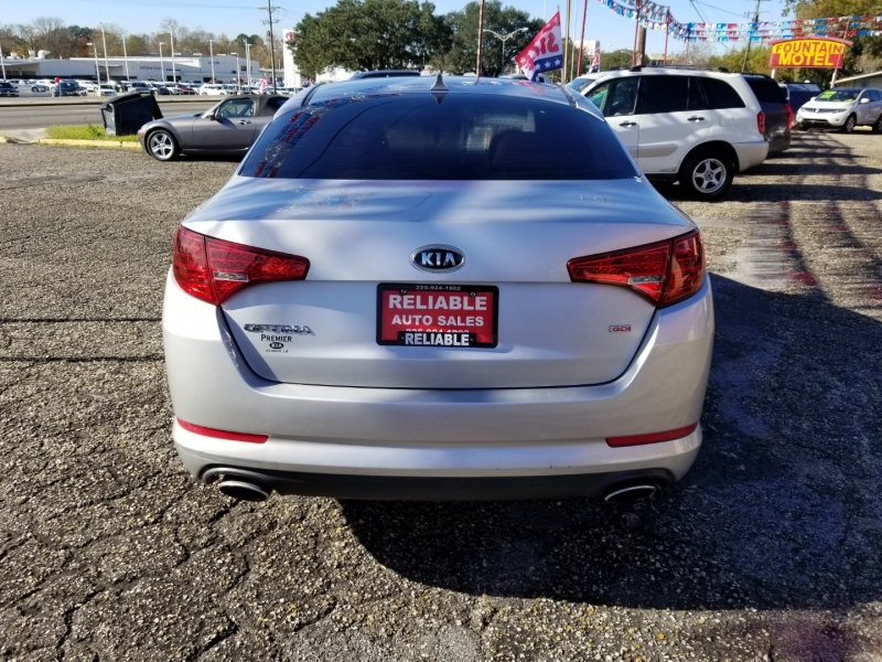 Kia OPTIMA 2012 price 6995