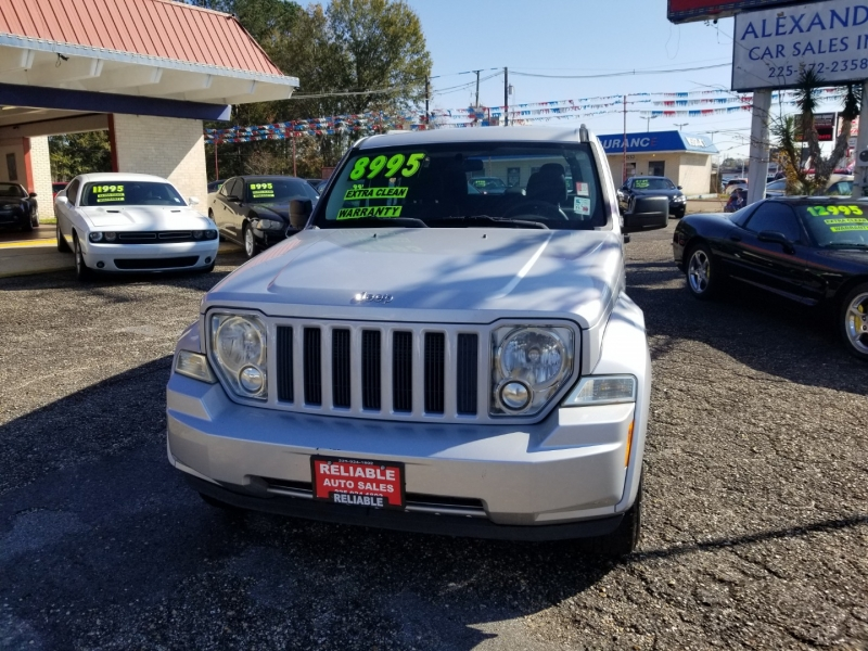 Jeep LIBERTY 2012 price $8,995
