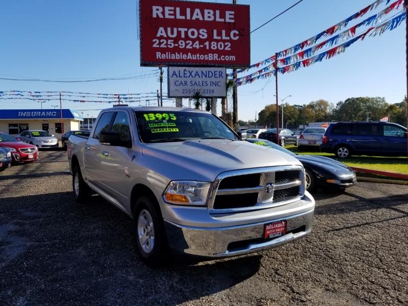 Dodge RAM 1500 2010 price $11,500