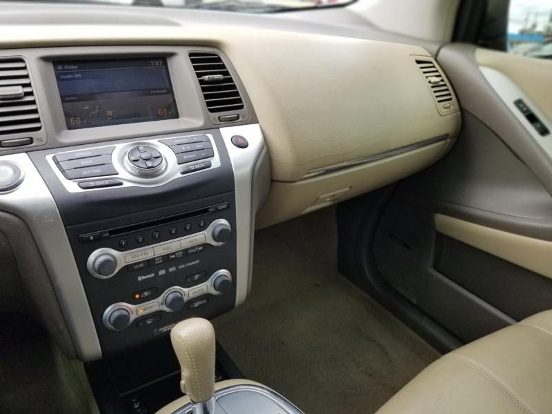 Nissan MURANO 2009 price 6800