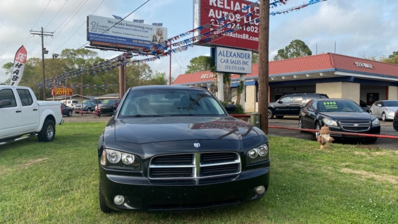 DODGE CHARGER 2008 price $8,300