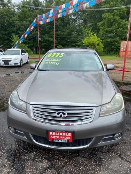 INFINITI M35 2008 price $8,800