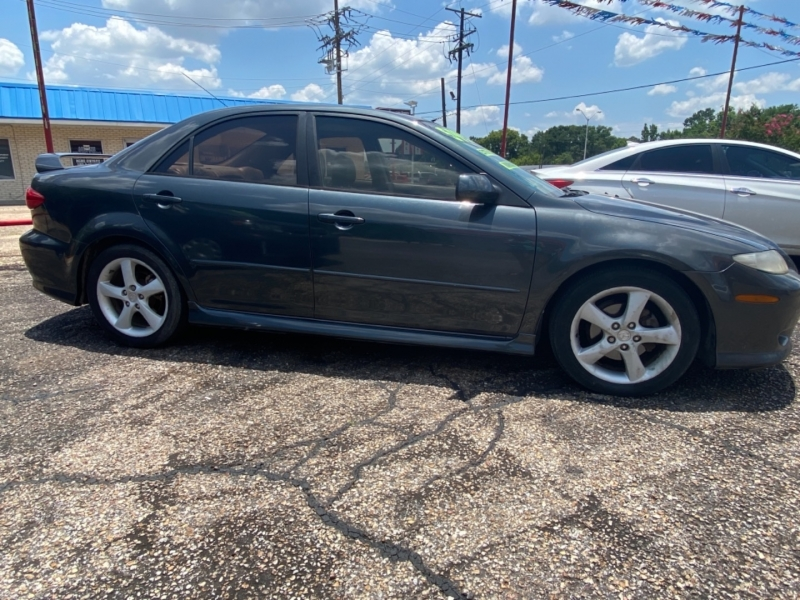 MAZDA 6 2004 price Call for Pricing.