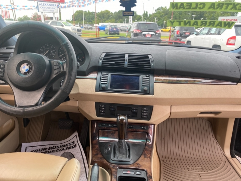 BMW X5 2005 price $6,000