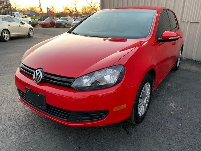 Volkswagen Golf 2011 price $5,595