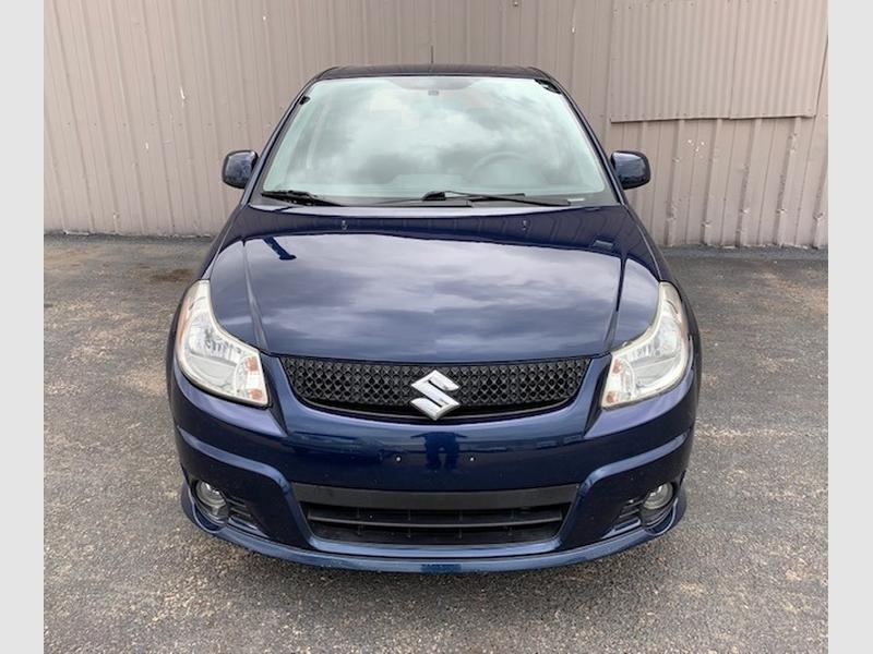 Suzuki SX4 2011 price $4,995