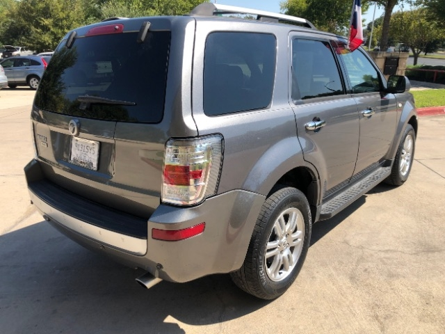 Mercury Mariner 2009 price $0