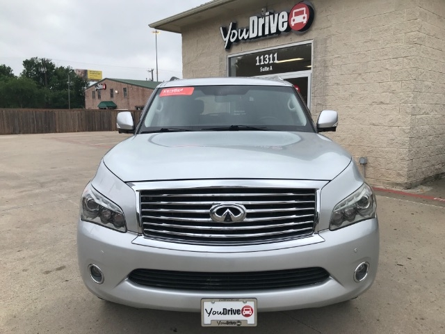 Infiniti QX56 2012 price Call for Pricing.