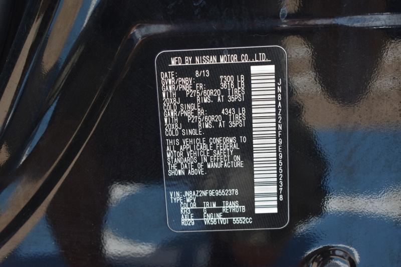 Infiniti QX80 2014 price $24,995