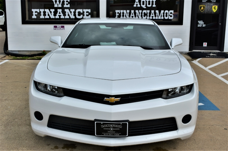 Chevrolet Camaro 2015 price $16,995