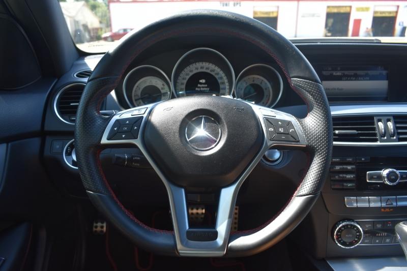 Mercedes-Benz C-Class 2013 price $15,995