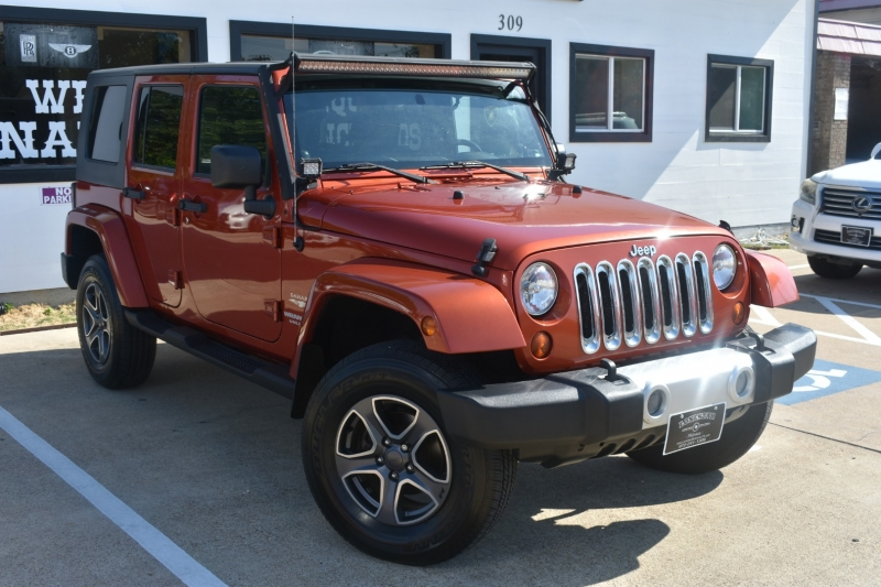 Jeep Wrangler Unlimited 2009 price $18,995