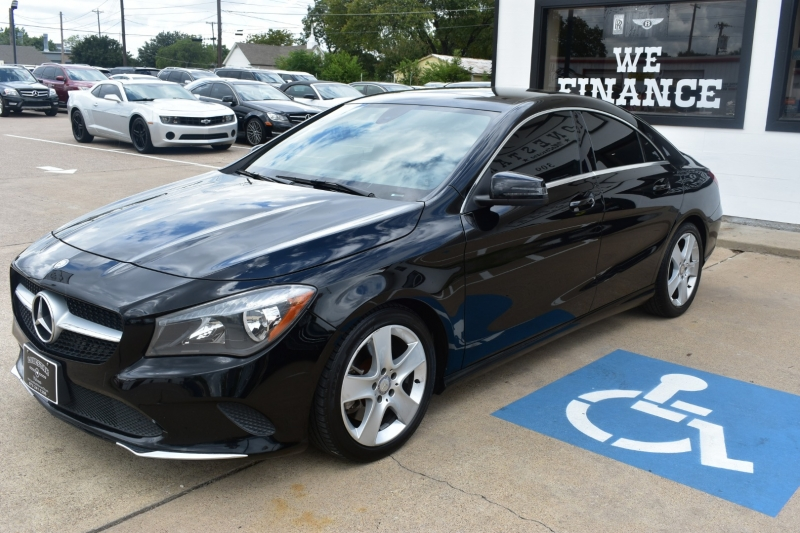 Mercedes-Benz CLA 2017 price $17,495