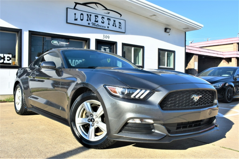 Ford Mustang 2017 price $20,595