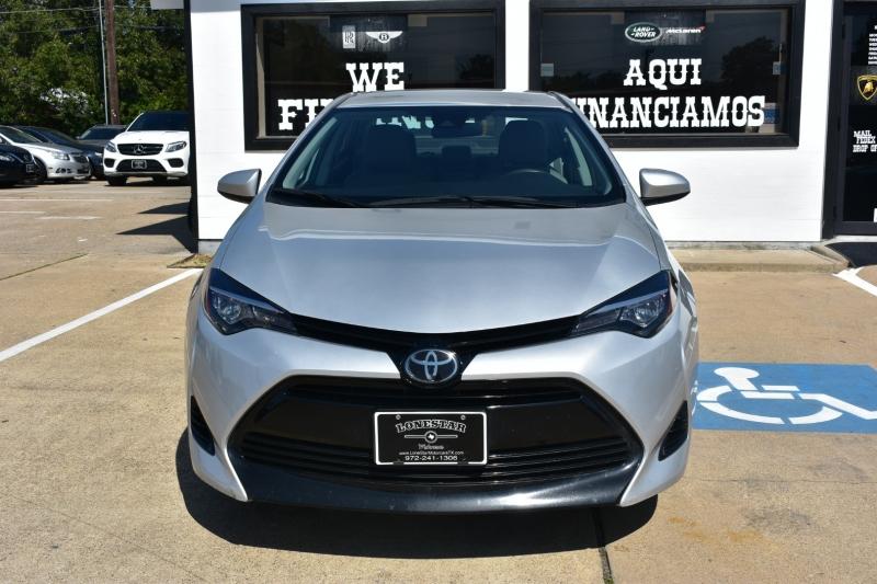 Toyota Corolla 2018 price $13,495