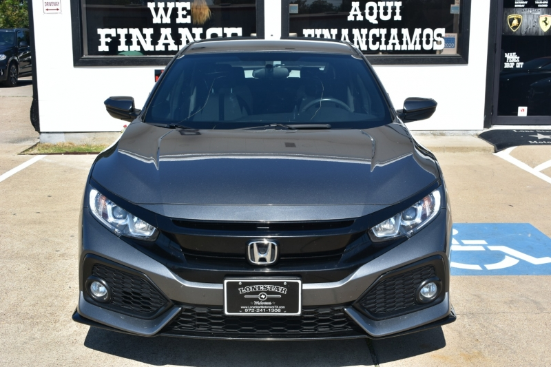 Honda Civic Hatchback 2018 price $16,595