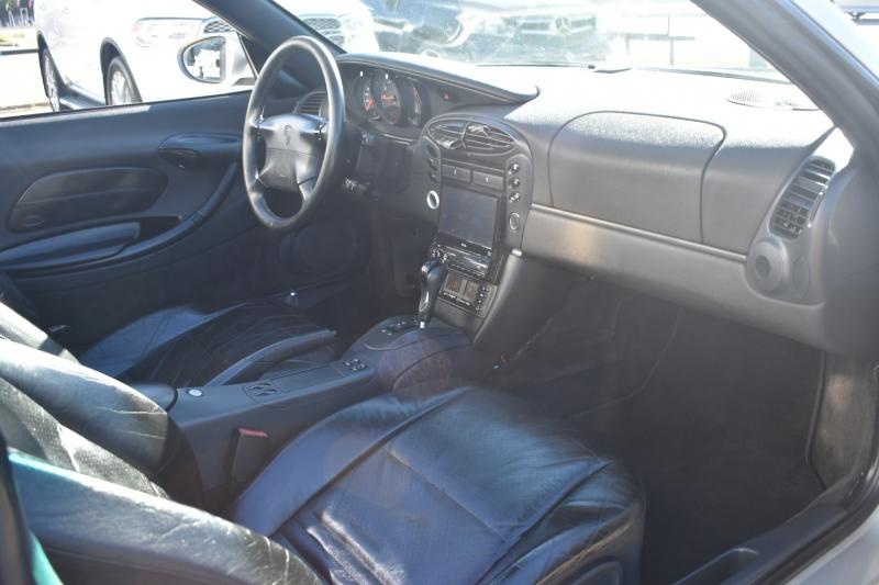 Porsche Boxster 1998 price $8,995