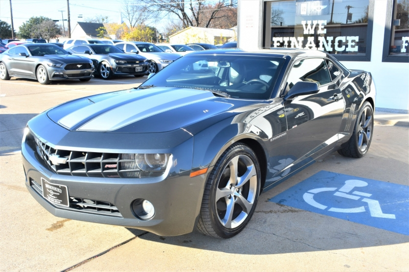 Chevrolet Camaro 2013 price $15,295