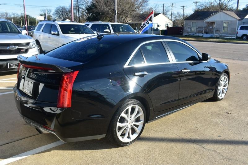 Cadillac ATS 2013 price $13,995