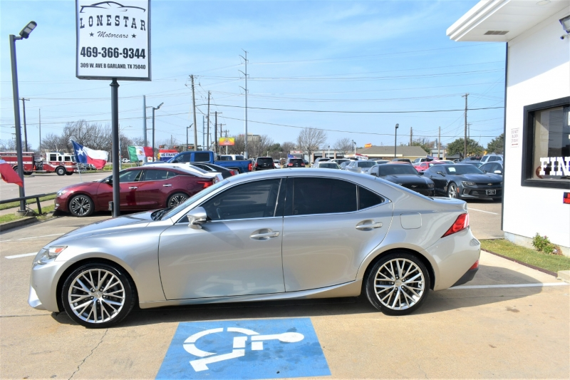 Lexus IS 250 2014 price $19,995
